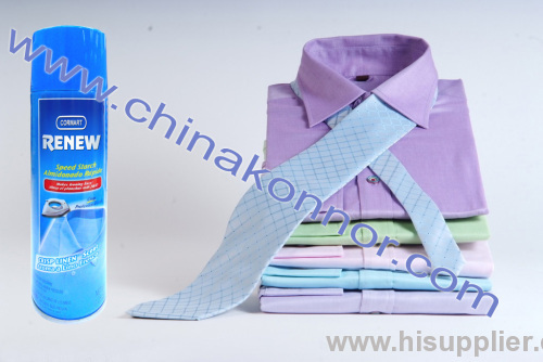 14 oz Clothes Fabric Refreshener Ironing Starch Spray
