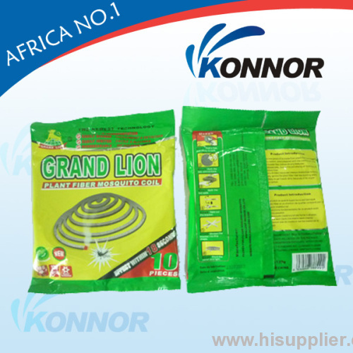 12 hours 145mm nonbreakable paper mosquito coil