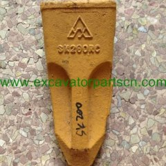 SK200RC bucket teeth for excavator