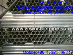 88.9MM GALVANIZED STEEL PIPE