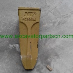 KOMATSU PC200RE bucket teeth for excavator