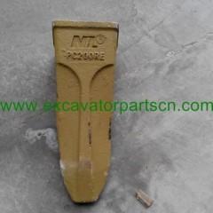 KOMATSU PC200RE bucket teeth for excavator