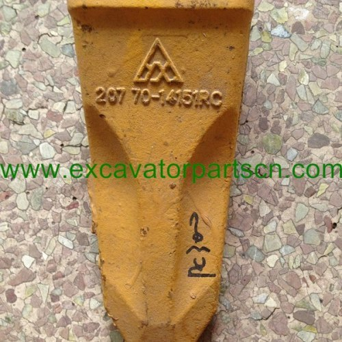 PC300 207-70-14151RC bucket teeth for excavator