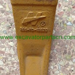 R205-70-19570 bucket teeth for excavator