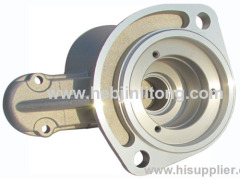 auto die casting parts for motor cover