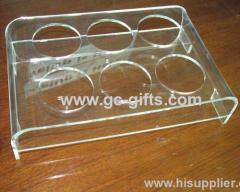 Specifical and outstanding designed acrylic clear display stand