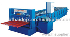 Type-840 roll forming machine