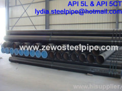 API 5L X60 SEAMLESS PIPE