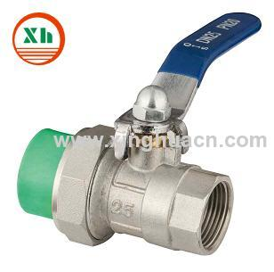 PPR Female Ball Valve with Union