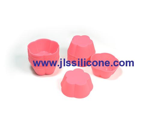 single mini daisy flower silicone bakeware molds