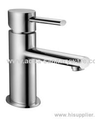 Single Level brass body washbain Mixer