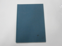 A4 single subject hardbound notebook college ruled good quality
