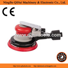 Industrial Random Orbital Air Sander Central-Vacuum 5