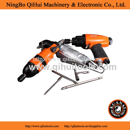 High Performance Professional Double Hammer Air Screwdriver