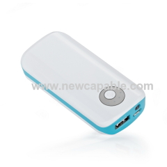 5200mAh power bank with Samsung battery cell