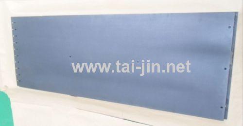 DSA MMO Titanium Anode for Aluminum Foil Electrolysis