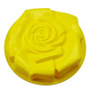 big rose bakeware silicone baking molds pizza baking mould