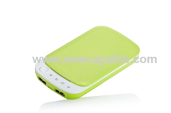 6000mAh power bank with 3G/Wifi router
