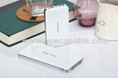 6000mAh power bank with dual output