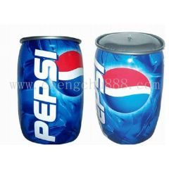 Inflatable Advertising Can,PVC Promotional Can