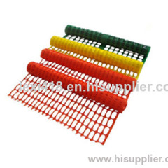 High Quality HDPE Safety Fence