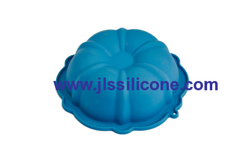 big flower silicone bakeware moulds