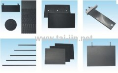 Ru-Ir Oxide Coated Titanium Anodes for Water Ionizer