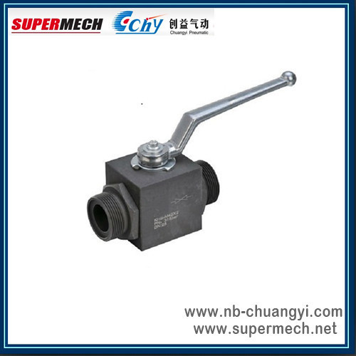 Stainless steel high pressure ball valve manufacturers and