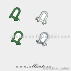 Stainless steel chain shackle