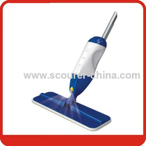 Microfiber Automatic spray floor mop 300ml volume bottle