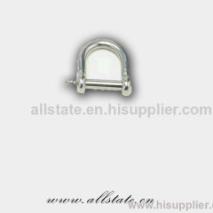 Hot Dipped Galvanized chain shackle