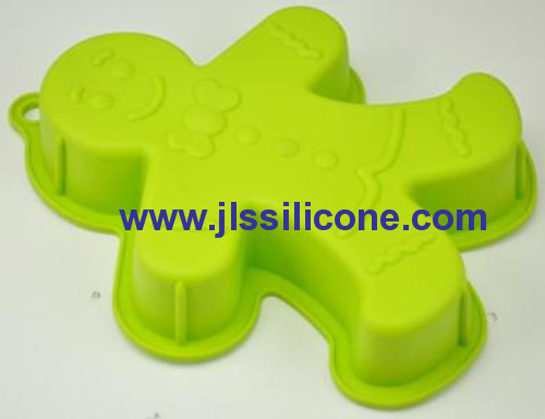 china manufactured powerful man silicone bakeware moulds