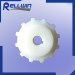 12teeth plastic sprocket serve for conveyor belt (RW- QNB 12T)