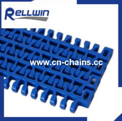 Modular Plastic Belt Conveyor Flush Grid FG1100 food standar industry belts