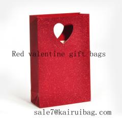 warm heart vlentine gift bag kr08091