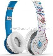 2013 New Beats by Dr.Dre Solo HD Artist Series Futura Headphones
