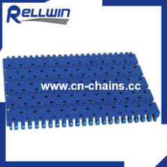 Modular Conveyor Belt 900 Perforated Flat Top Round Holes