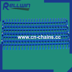 FG900 Flush Grid Modular Plastic Conveyor Belt automobile industry daily chemical industry