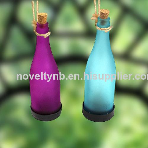 Solar Led bottle light