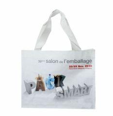 eco-friendly pp woven shopping bag