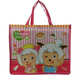 durable pp woven shopping bag