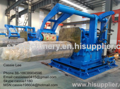 auto steel strip coiling machine