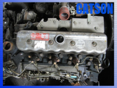 Hitachi EX60-3 Nissan FD30 engine assy