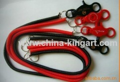 Bungee cord, lobster claw cord, bungee jumping cord