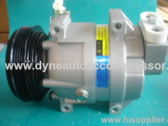 Car air conditioning compressors for CHINESE car 128mm pv5 delphi V5