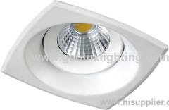 Turnable LED COB Downlight--EPISTAR CHIIPS