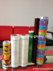 Hot Stamping Printing Foils Of Wooden Sheet Glass Plastic Sheet