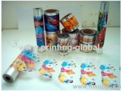 Heat Transfer Printing Sticker Hot Stamping Printing Of Plastic Bottle Cup Storage Box