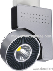 40W COB LED track lamp light