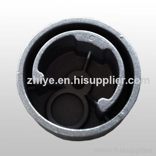 circle shape ductile iron casting
